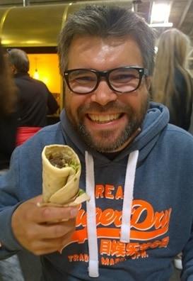 Copenhagen Asko Mononen kebab